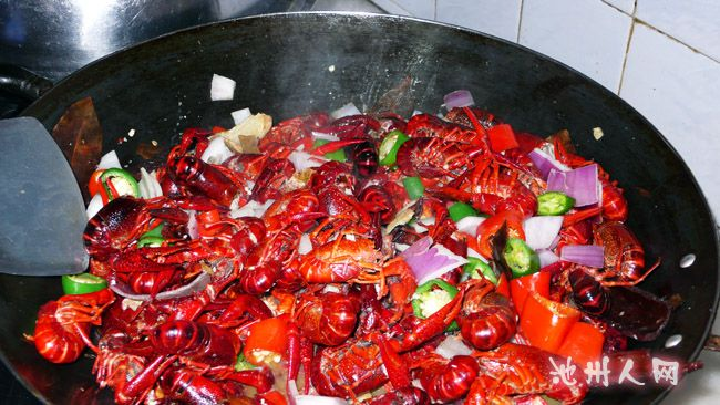 自制红烧小龙虾 不用特殊配料 超简单 小石头厨房