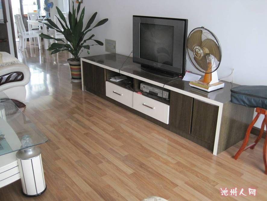 地板安装效果图 - 房产楼市