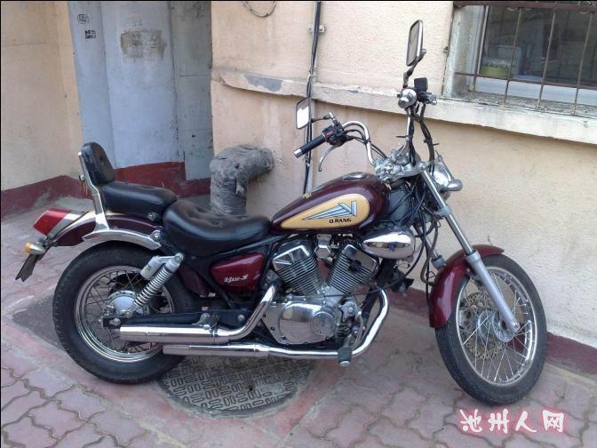 4缸250摩托车电路图