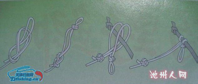 绳子对接方法图解
