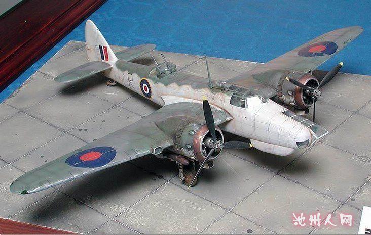 看看一些老式飞机
