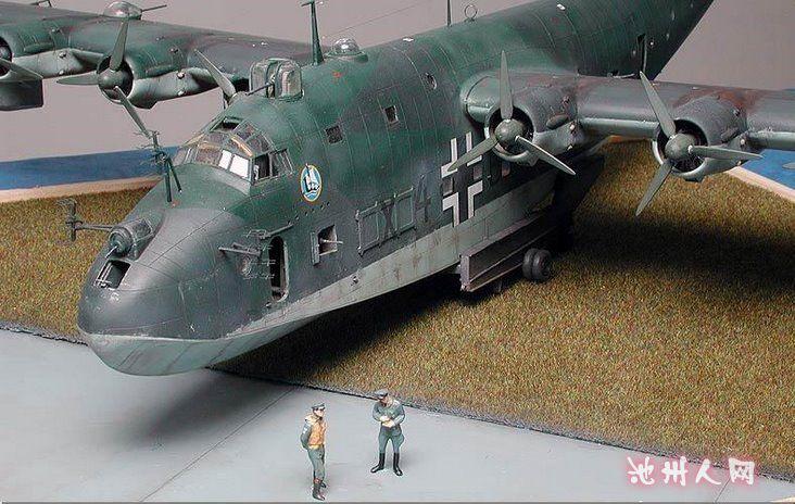 喷气式战斗机,模型做的是me