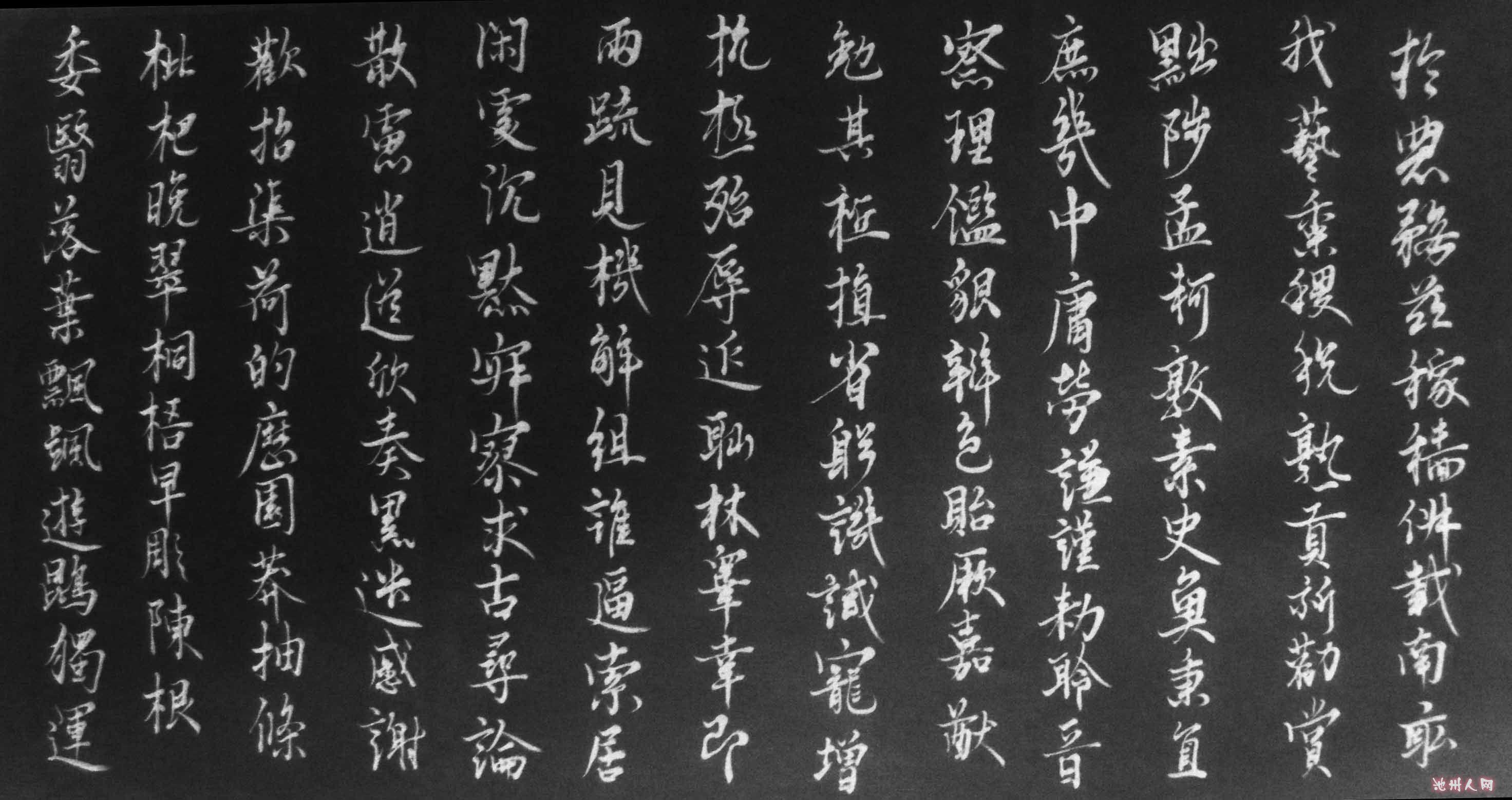 翁字 壁纸