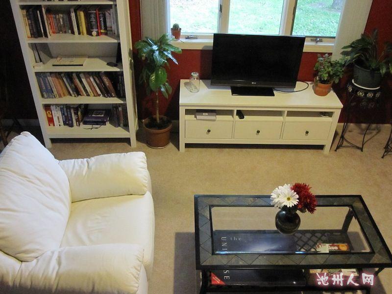 发几张家里的小小客厅 装修家居 池州人论坛 chizhouren.com