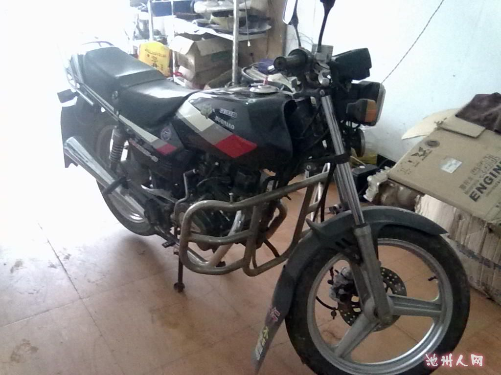 火鸟本田款摩托车125的(用了5000公里)最低价2180元
