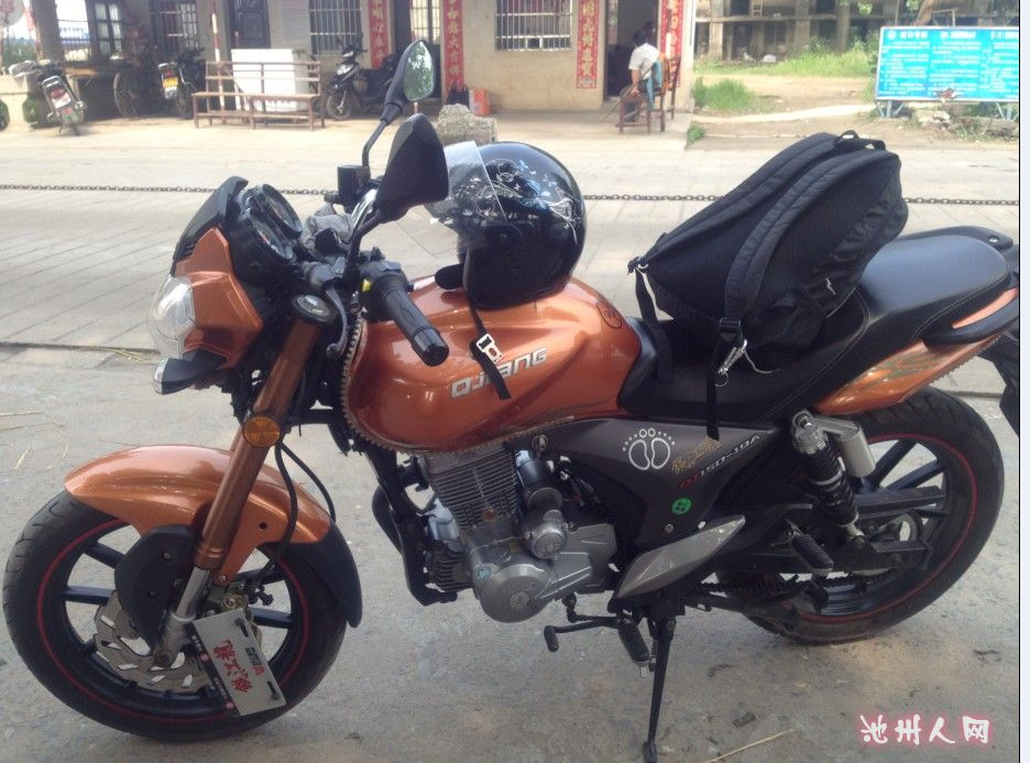 150钱江龙摩托车对外出售