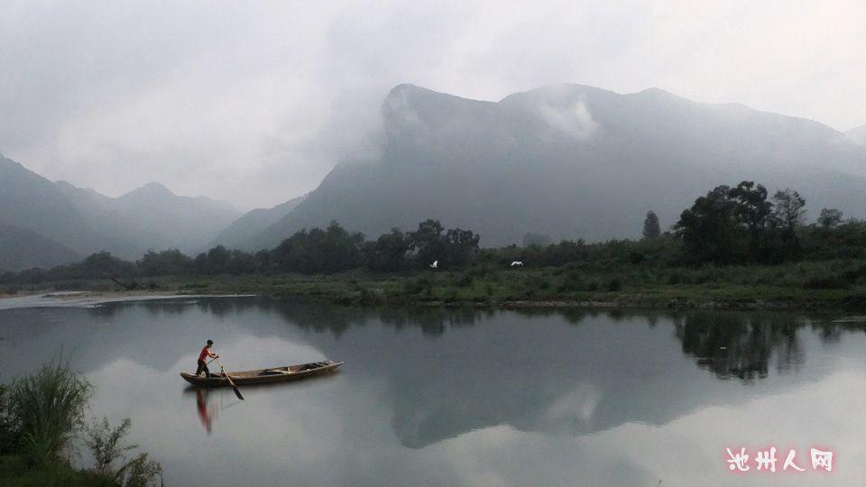 老溪村旅游风景区