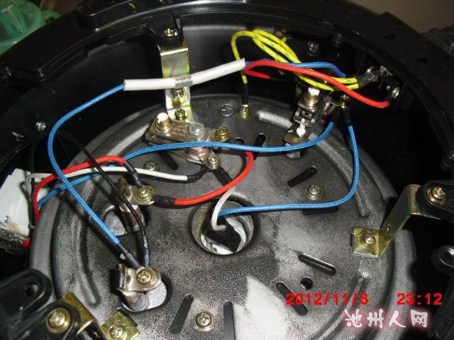 电压力锅接线 - 网友互助 - 池州人论坛 - chizhouren