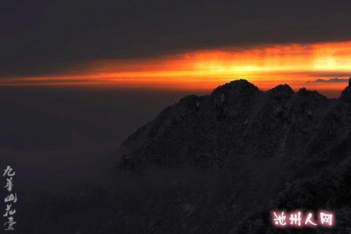 九华山风景区 - 旅游户外