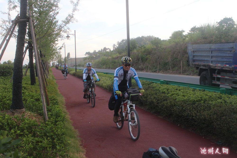 【池州单车俱乐部】8月3日至9日酷热骑行千岛湖作业