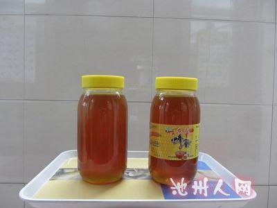 出售农家天然木桶百花蜂蜜