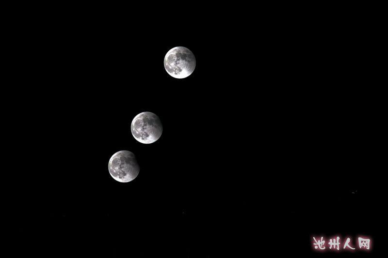 红月亮 - 美的印象 - 池州人论坛