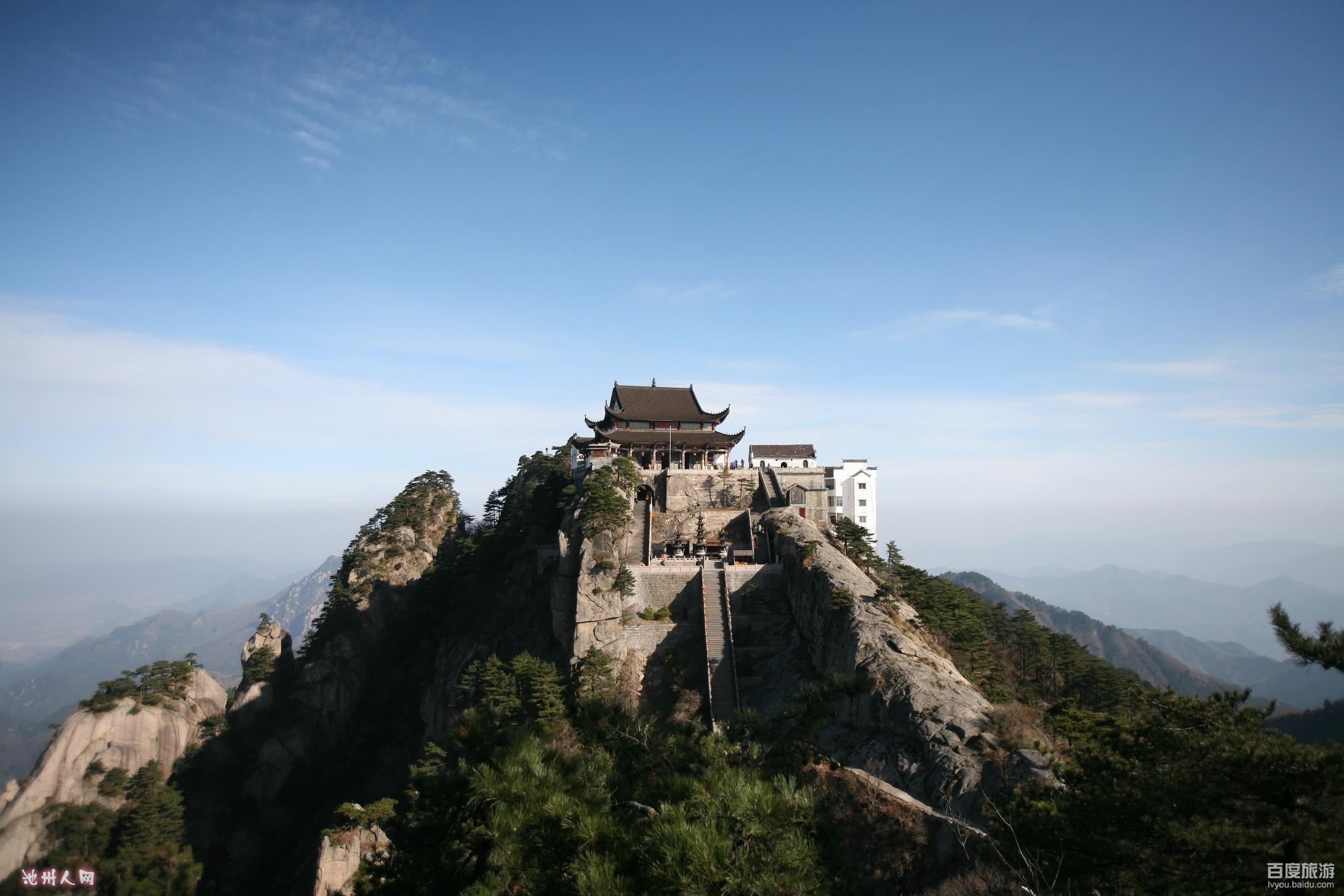 九华山旅游将成安徽第二个上市景区