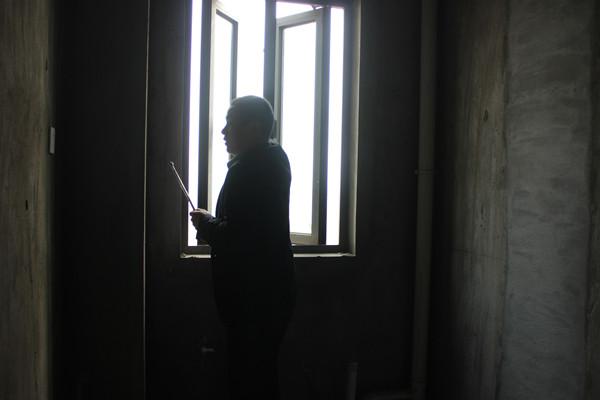 窗户 贴图素材 黑色边框