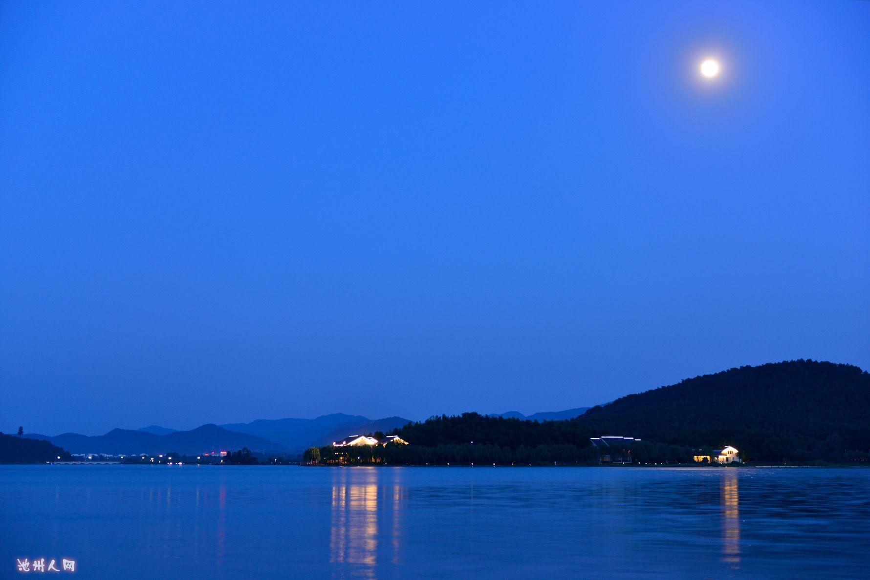 拍摄地:池州市平天湖风景区