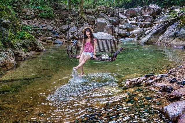 池州醉山野:夏日戏水享清凉