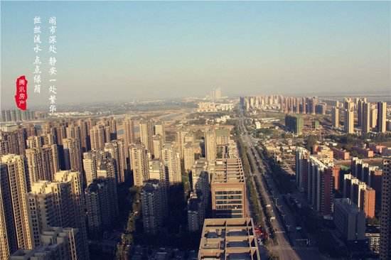 安庆 池州东部新城对比
