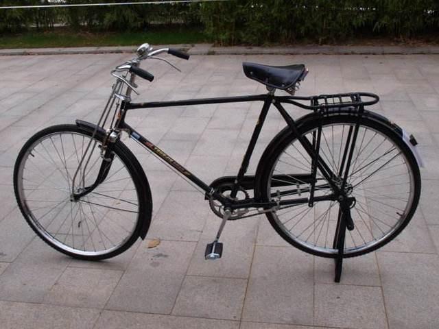 池州八十年代一辆永久自行车,相当于现在多少钱