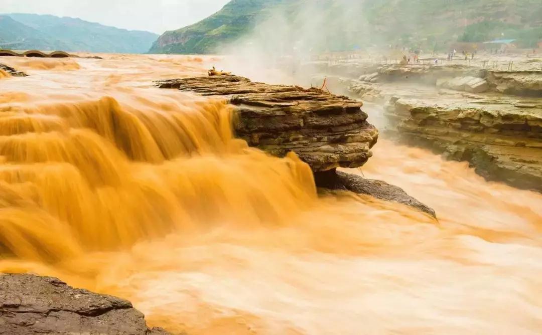 壁纸 风景 旅游 瀑布 山水 桌面 1080_668