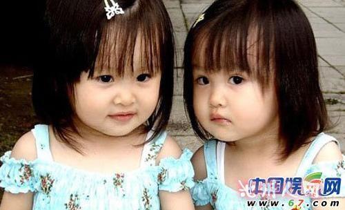 中国最美最可爱的双胞胎美女
