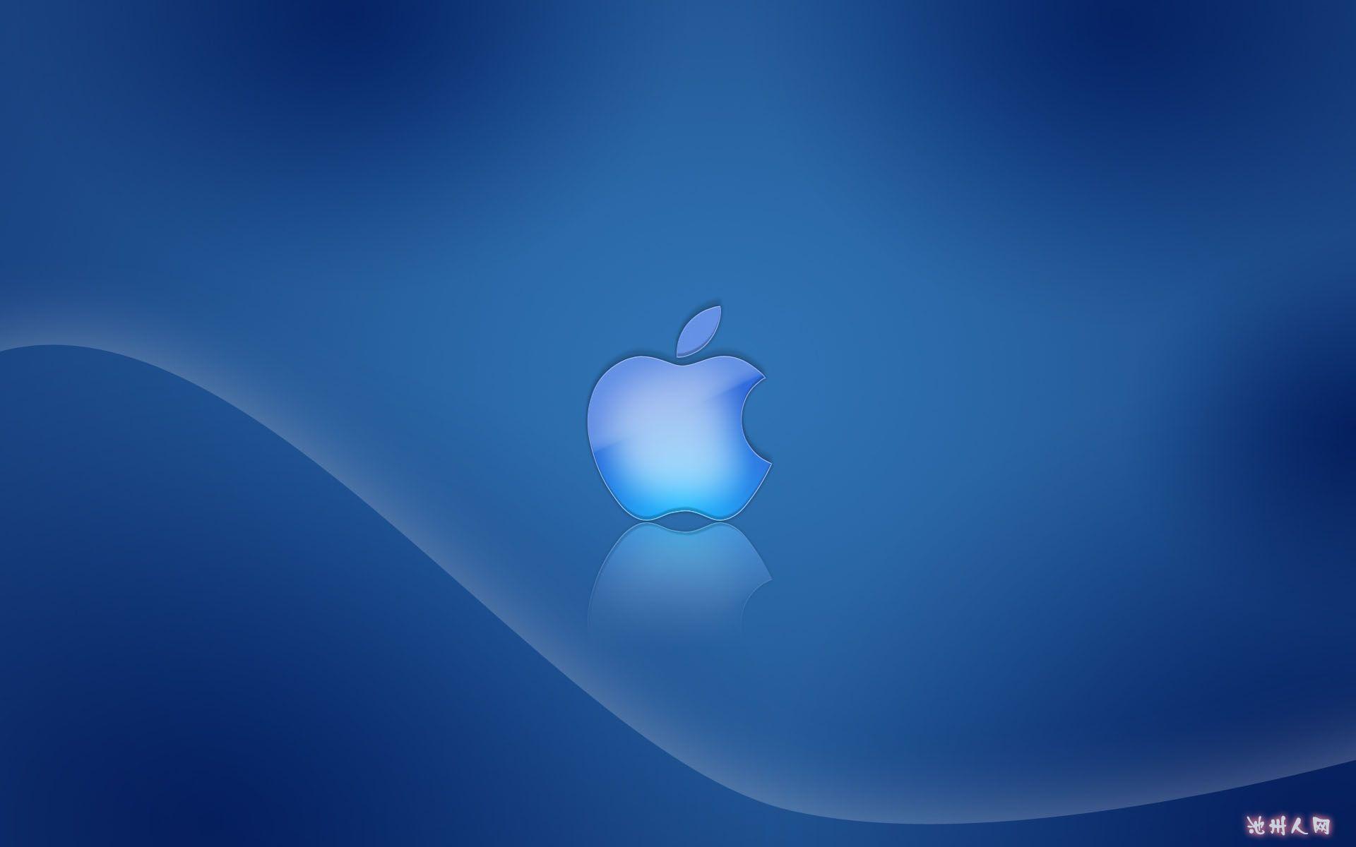苹果可爱壁纸卡通