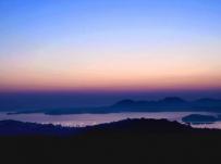 早晨四点,登齐山看风景【6P】